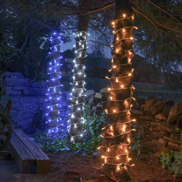 Outdoor Led String Lights Connectable, What Cable Do You Use For Outdoor Lights