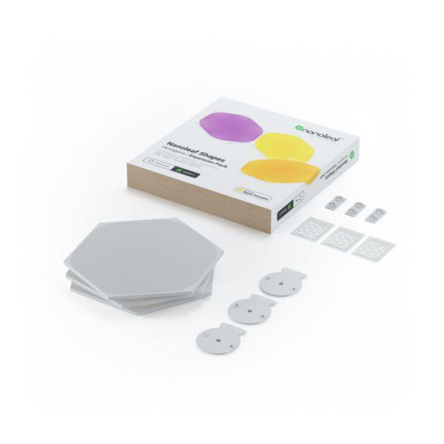 Nanoleaf Shapes Hexagons Extension Kit - 3 Light Panels