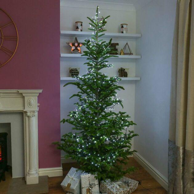 10m Christmas Tree Fairy Lights, 400 LEDs