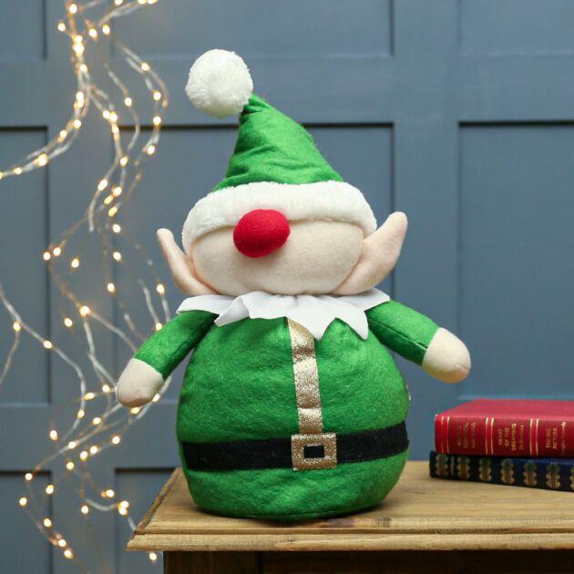 35cm Green Elf Gonk
