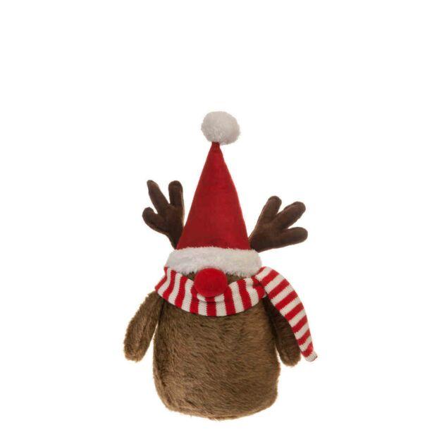 35cm Brown Reindeer Gonk