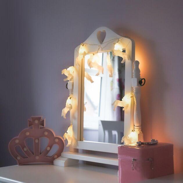 Battery Unicorn Fairy Lights