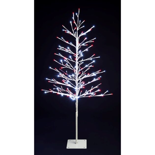 Outdoor 3D LED Twig Tree