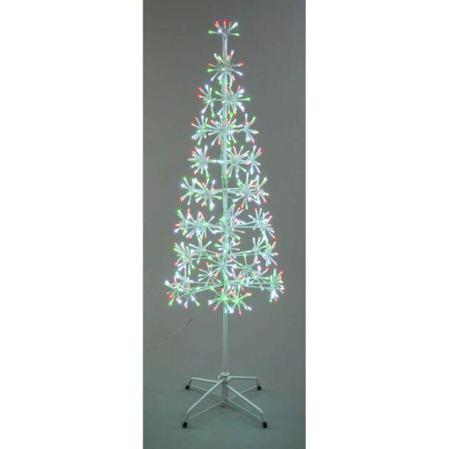 4ft Starburst LED Christmas Tree Light
