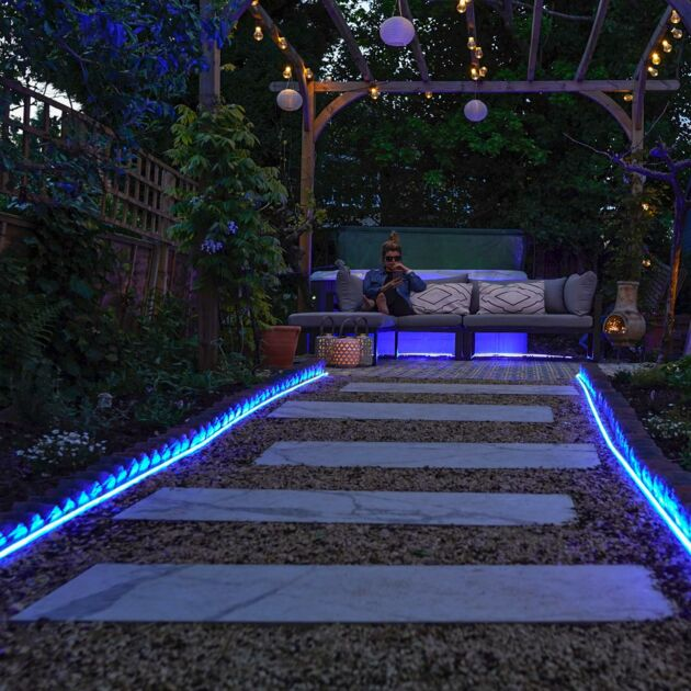 Cut to Length Outdoor SMD LED Strip Light