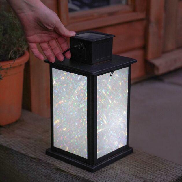 Solar Outdoor Kaleidoscope Lantern