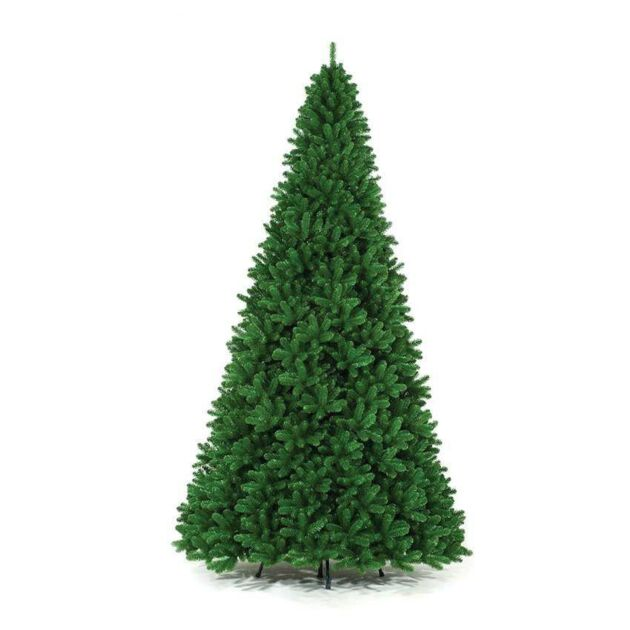 6m Outdoor Green Artificial Christmas Tree