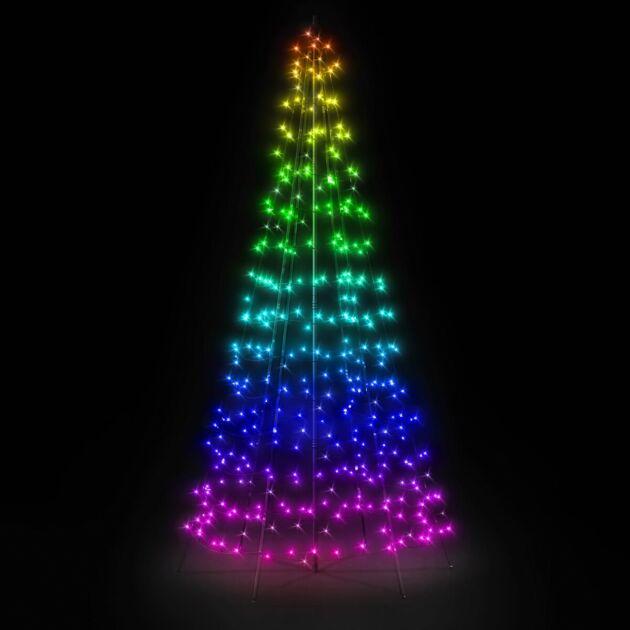 2m Smart App Controlled Twinkly Light Tree  - Gen II