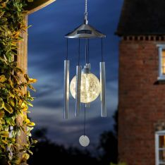 Solar Orbis Wind Chime