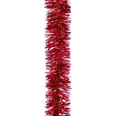 2m Luxury Chunky Cut Tinsel Christmas Tree Decoration