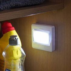 Battery White Light Switch Night Light
