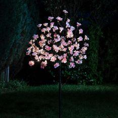 1.2m Outdoor Solar Cherry Blossom Tree