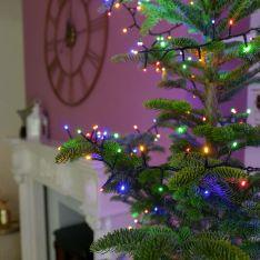 25m Christmas Tree Fairy Lights, 1000 LEDs
