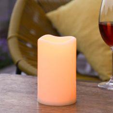12.5cm Outdoor Flickering Candle