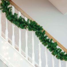 1.8m Green Christmas Garland