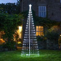 Outdoor Digital LED Christmas Tree