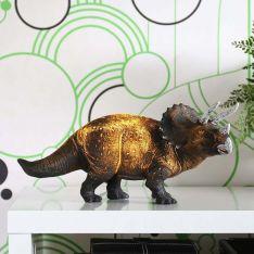34.5cm Triceratops Dinosaur Children's Night Light