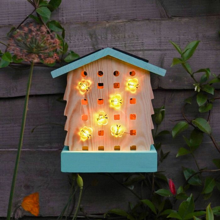 20cm Solar Insect Bee Hive