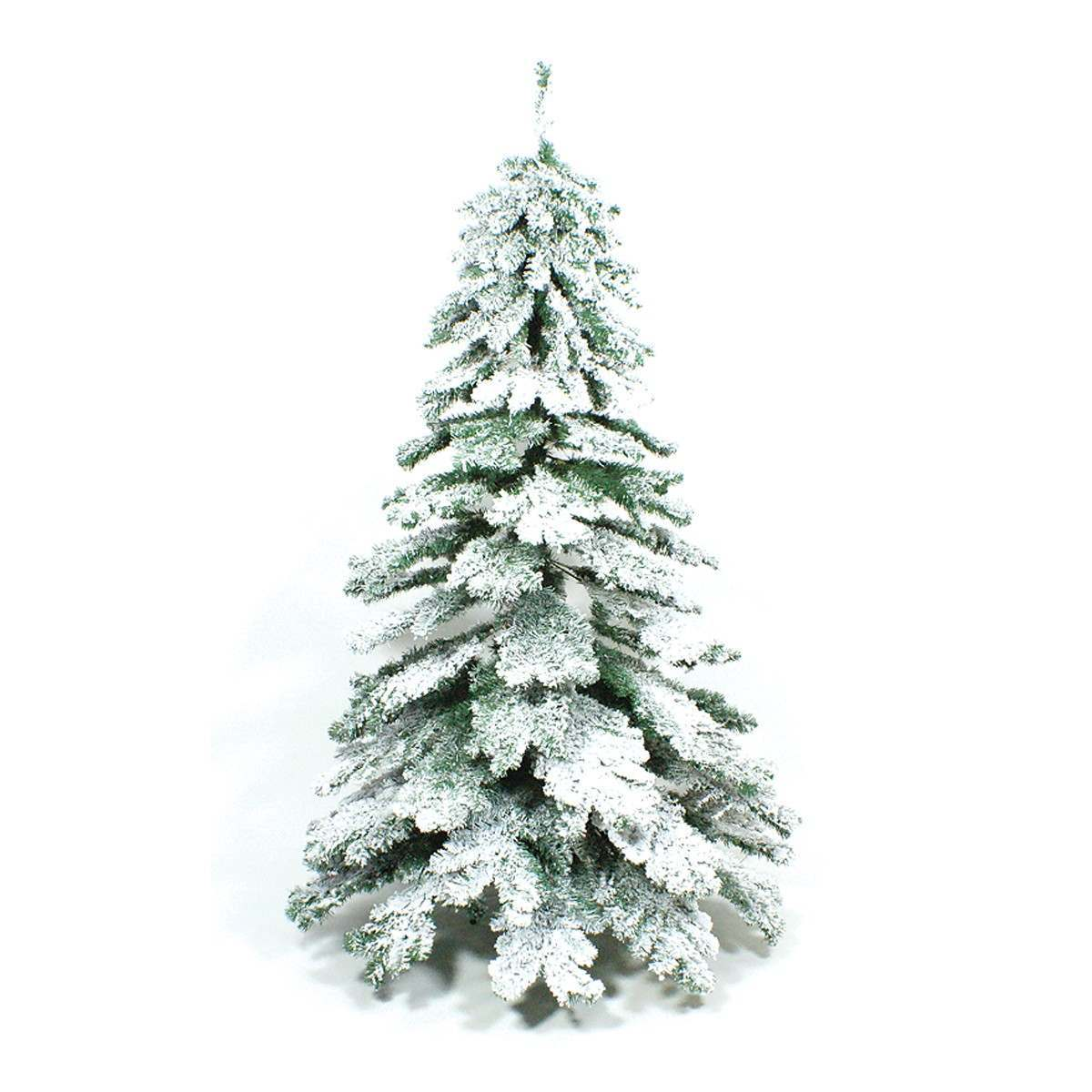 7FT Flocked Artificial Tree