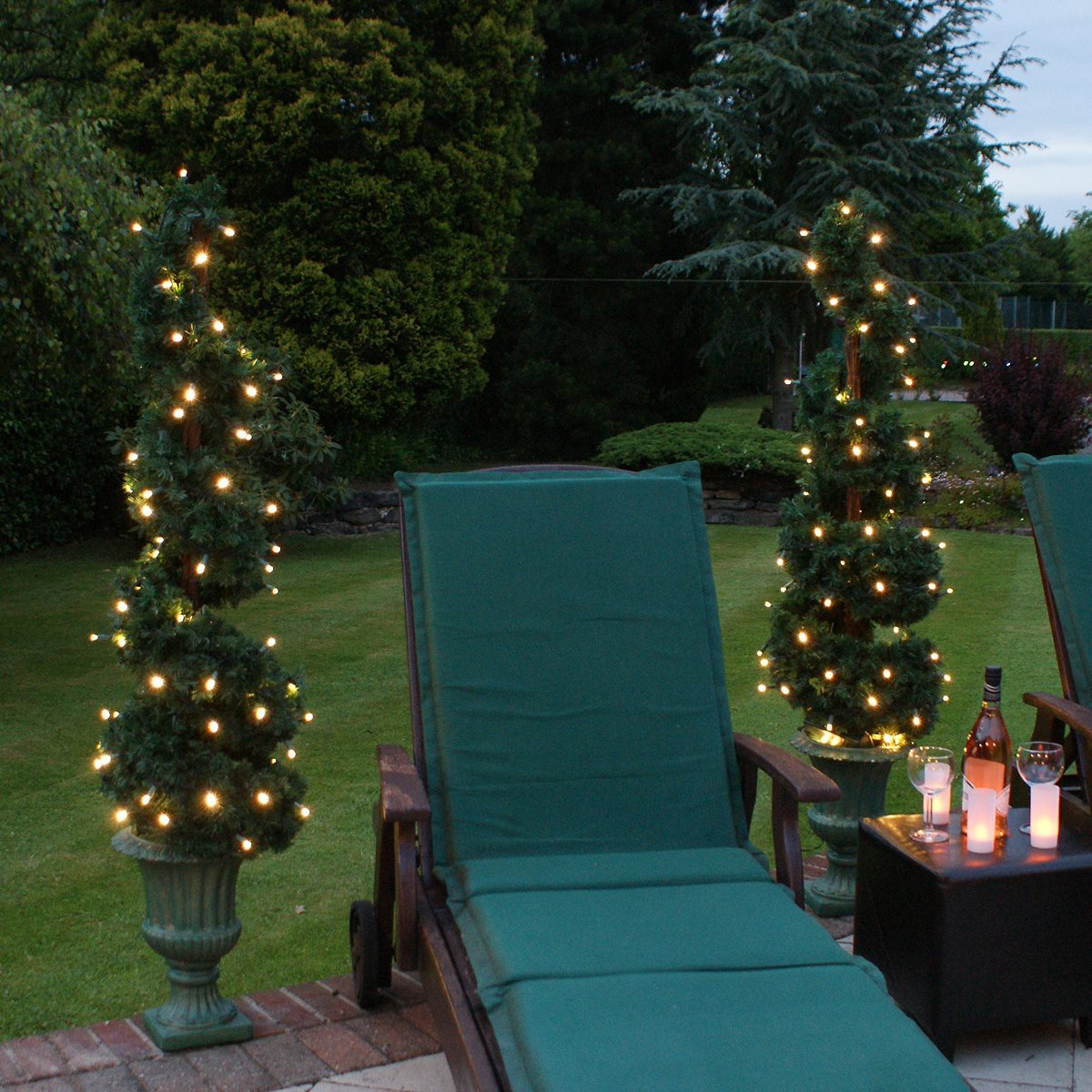 Outdoor LED Battery Fairy Lights