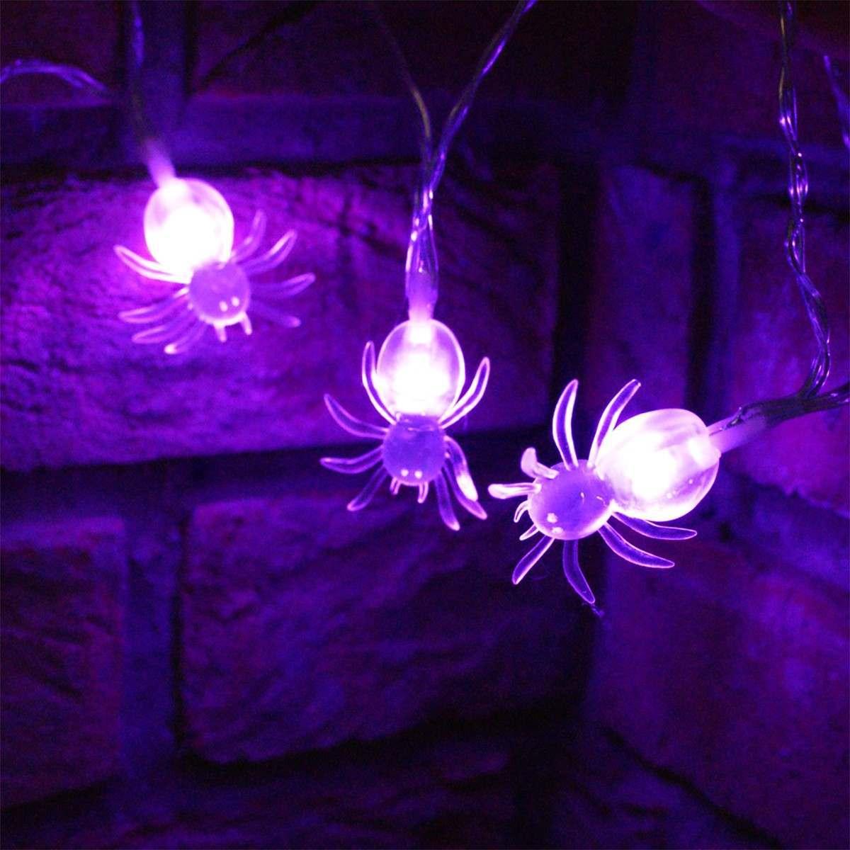 INDOOR BATTERY SPIDER LIGHTS