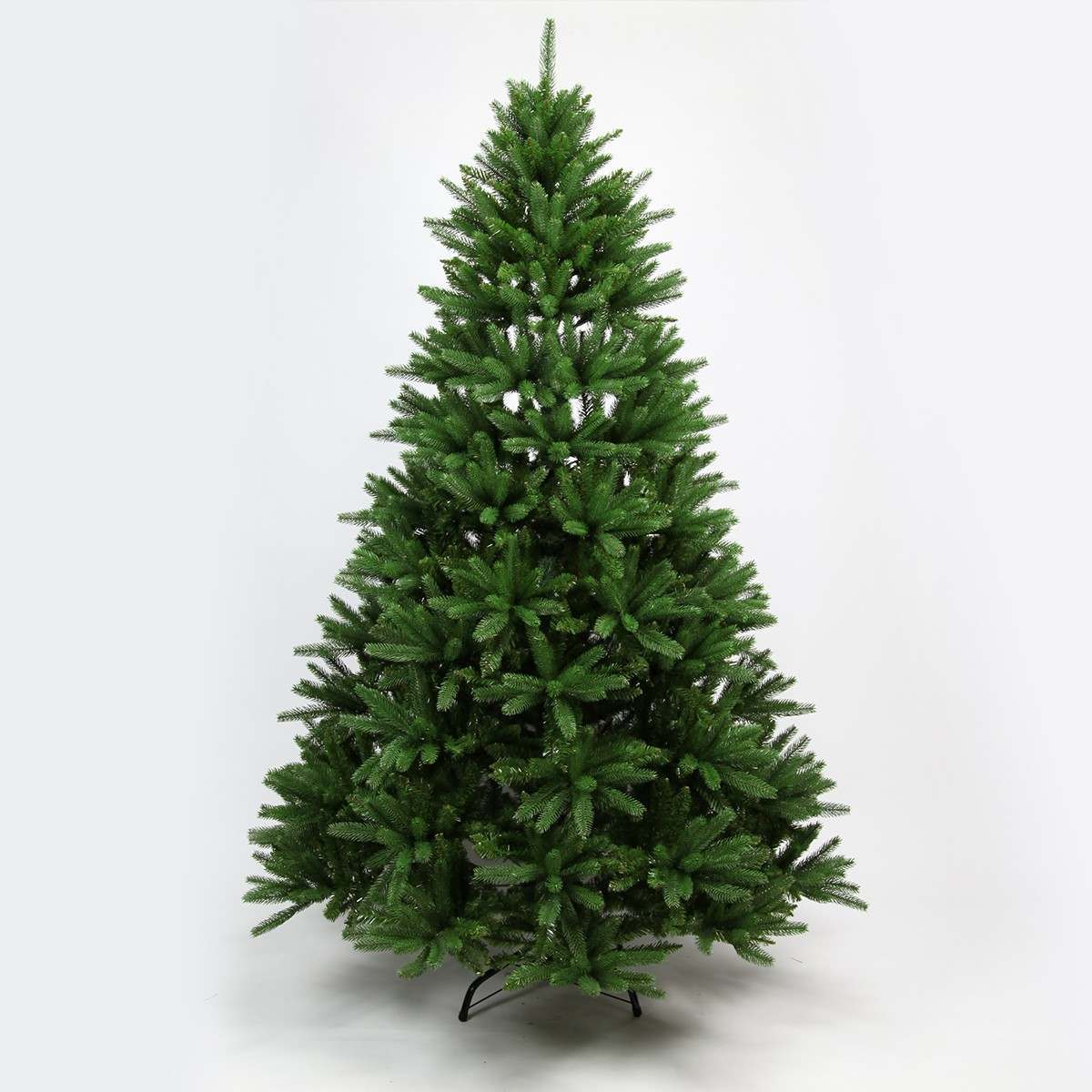 8FT Green Artificial PE Windsor Fir Christmas Tree