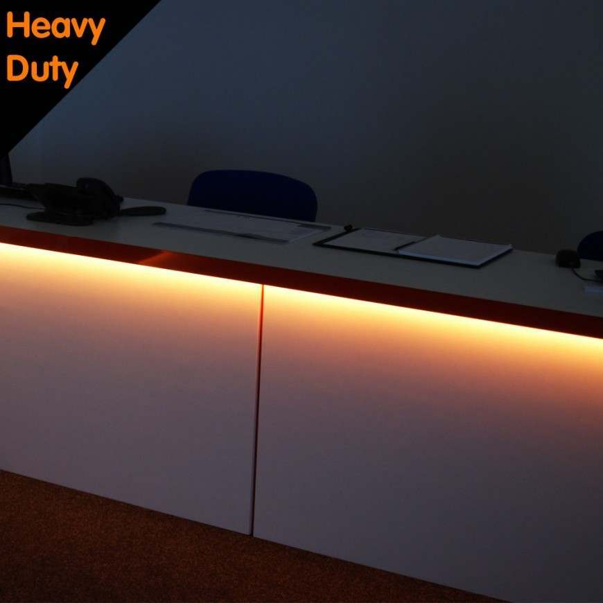 Click to view product details and reviews for Amber Led High Quality Strip Light 2 Metre Units.