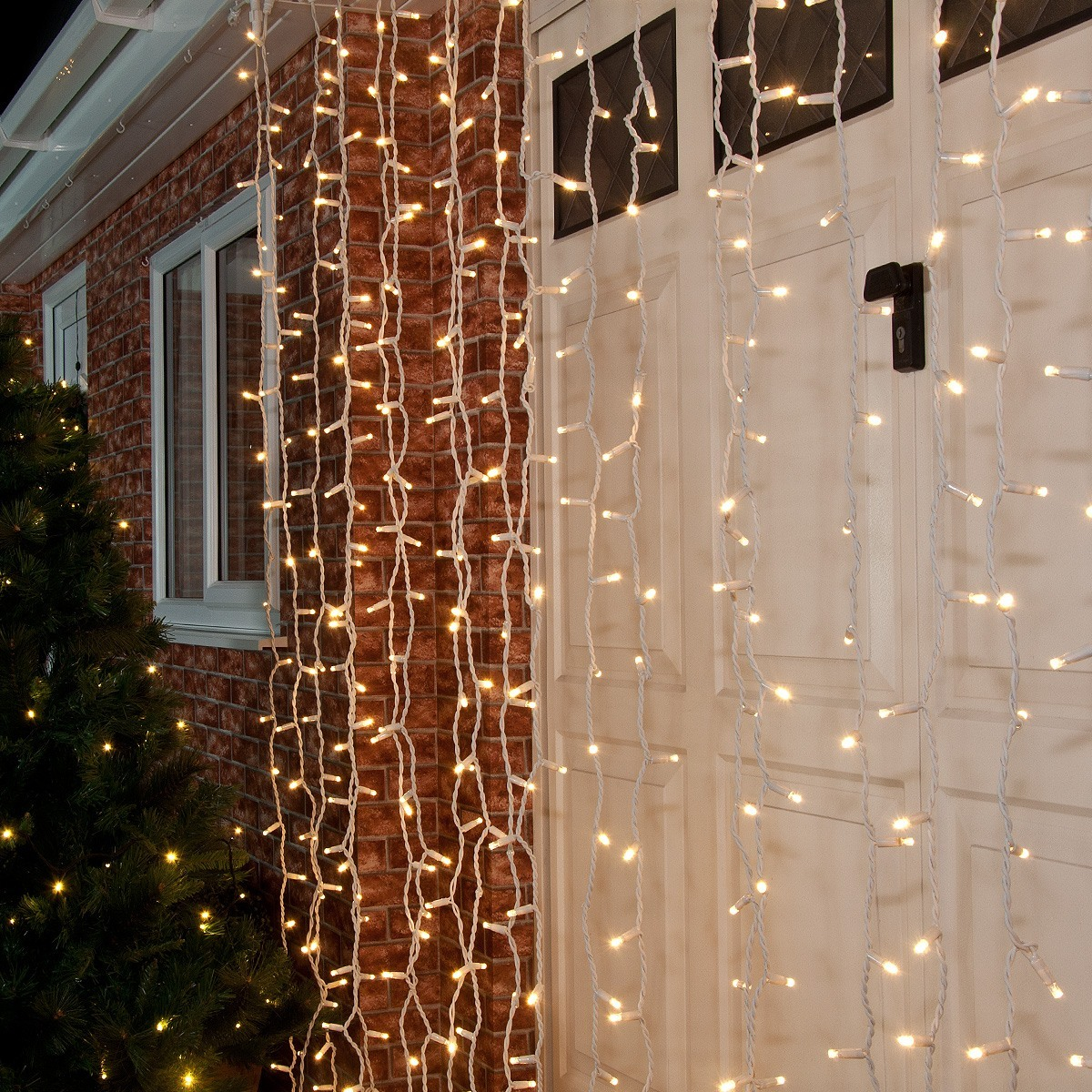 White Indoor Christmas Lights
