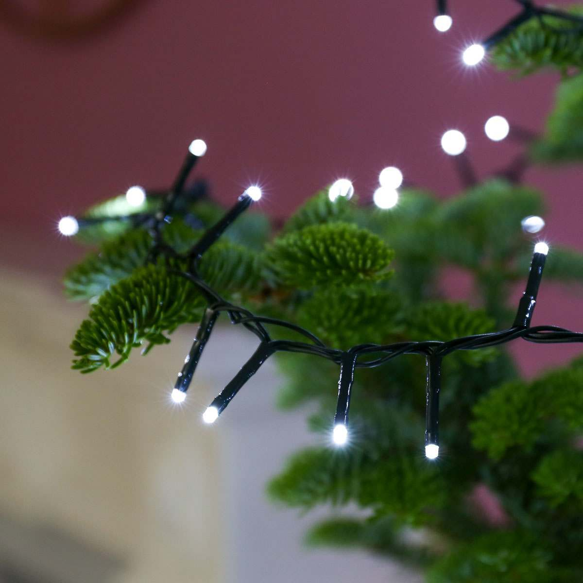 Click to view product details and reviews for 10m Christmas Tree Christmas Fairy Lights 400 White Leds.