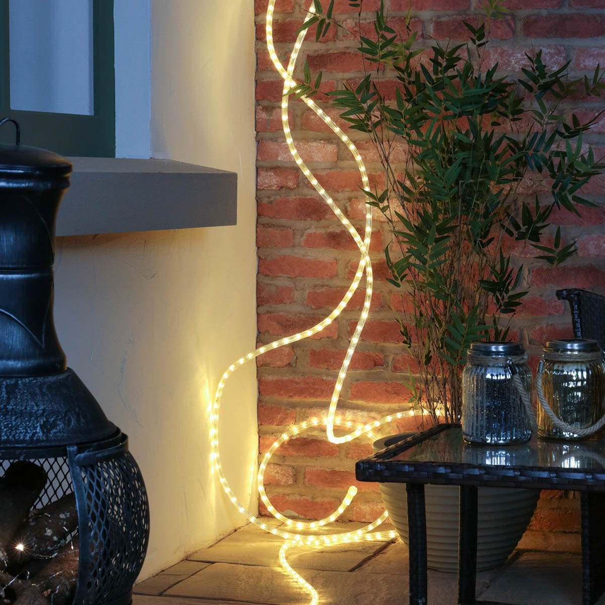 Led Lights Outside Use: Outdoor LED Rope Light