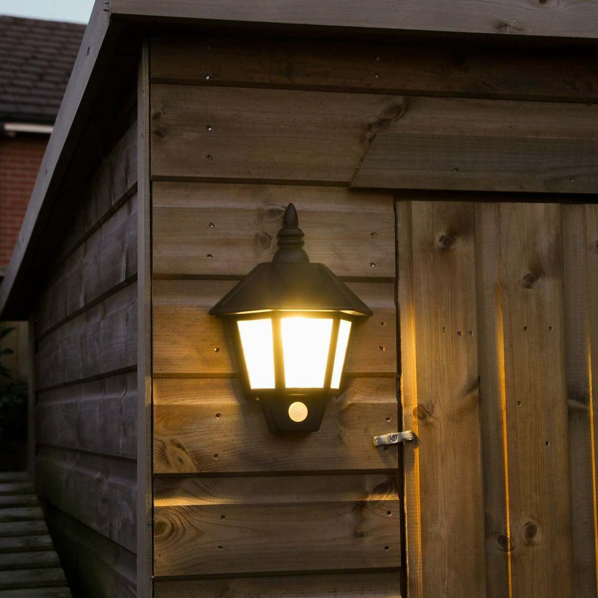 buy cheap outdoor security light compare lighting prices. Black Bedroom Furniture Sets. Home Design Ideas