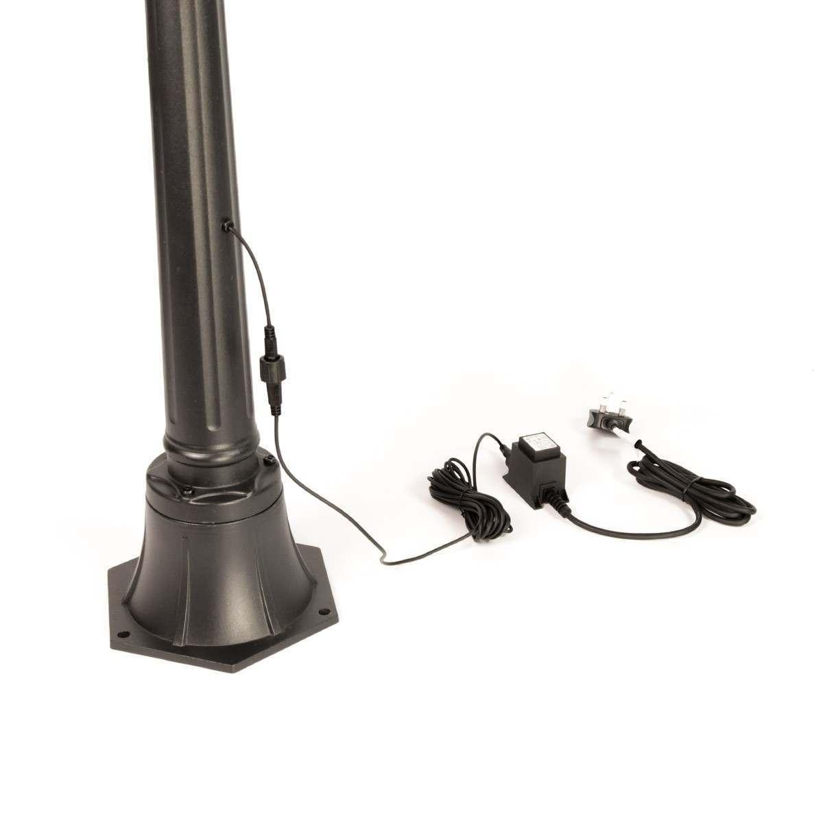 for outdoor low voltage power transformer for super solar lamp posts. Black Bedroom Furniture Sets. Home Design Ideas