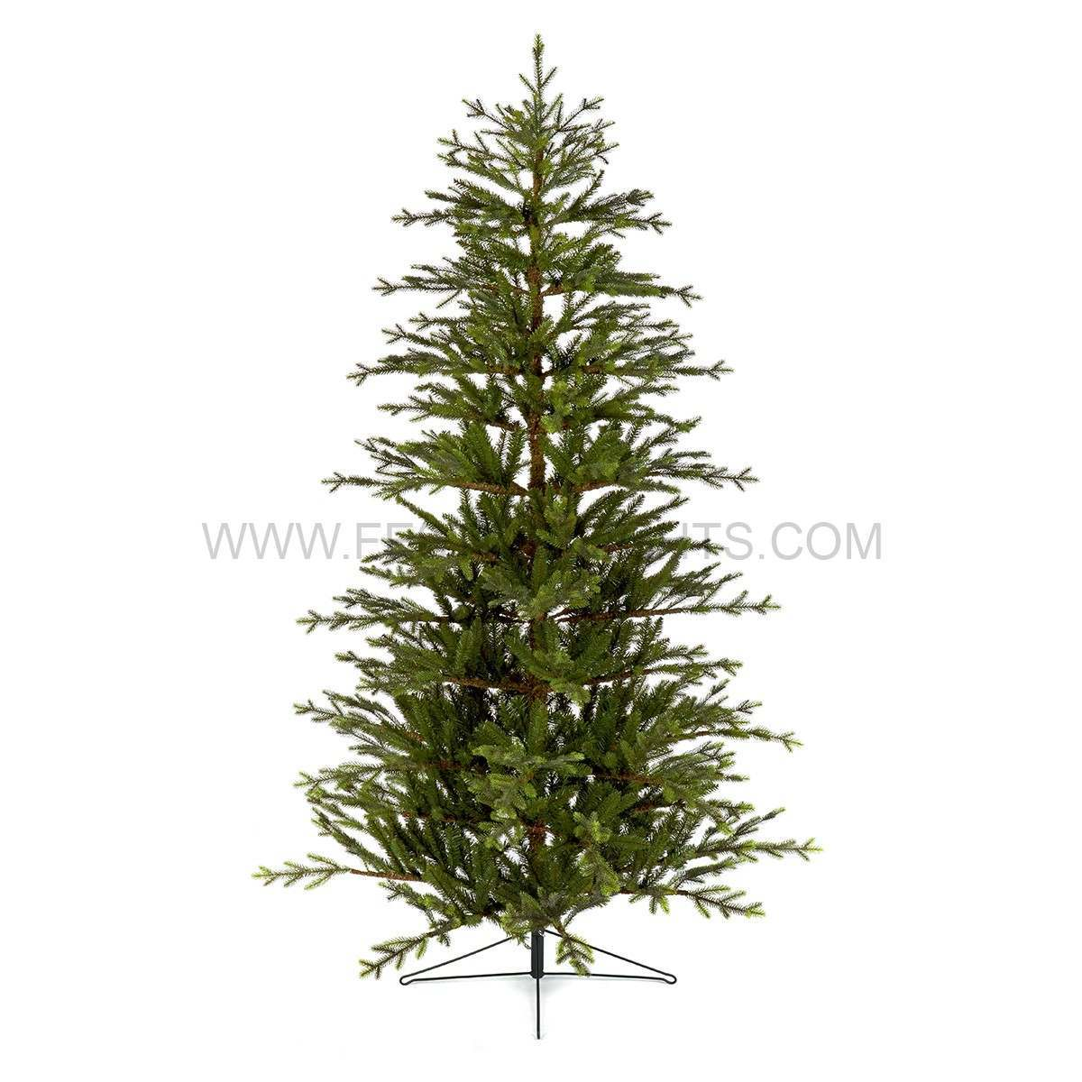 Natural Collection 2.2m PE Russian Pine Christmas Tree