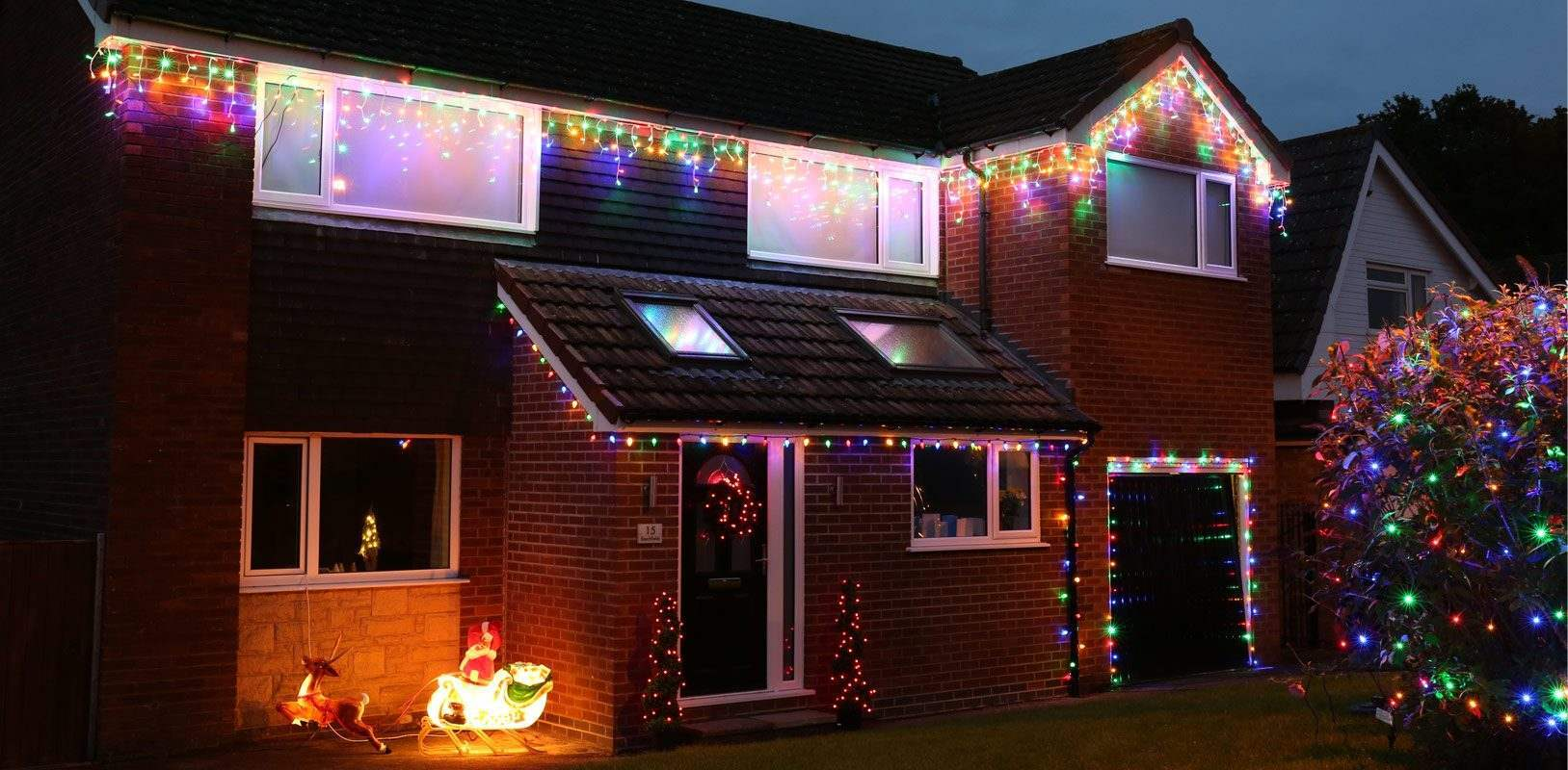 Festive Lights Specialists In Christmas Solar And Fairy