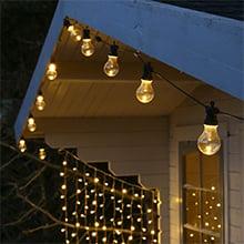 ConnectGo Connectable Festoon Lights