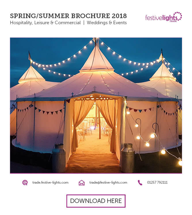 Festive Lights Spring/Summer 2018 Brochure