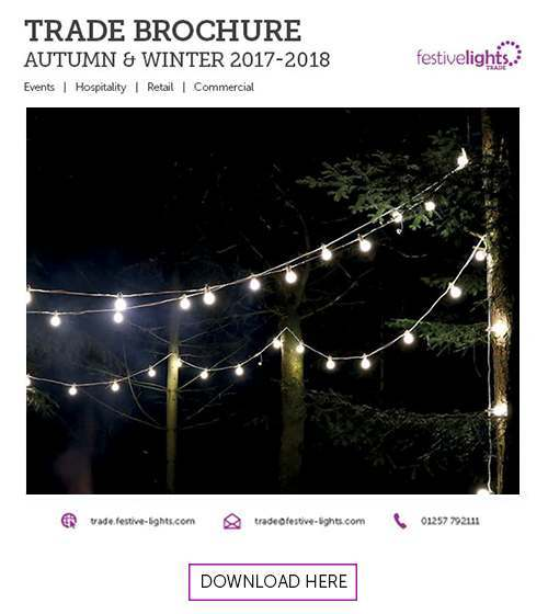 Festive Lights Autumn/Winter 2017 Brochure