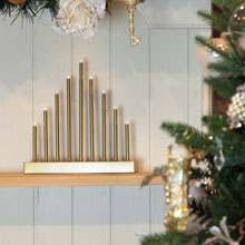indoor christmas lighting.  christmas christmas candle bridges throughout indoor lighting