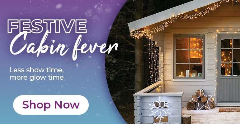 Festive Cabin Fever