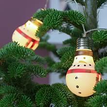 Novelty Christmas fairy lights