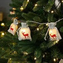 Novelty Christmas fairy lights