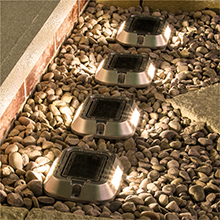 solar lights indoor outdoor led solar powered lights festive