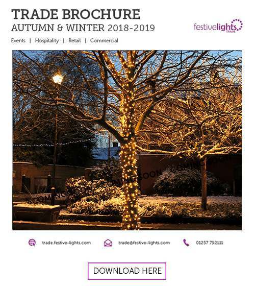 Festive Lights Autumn/Winter 2018 Brochure
